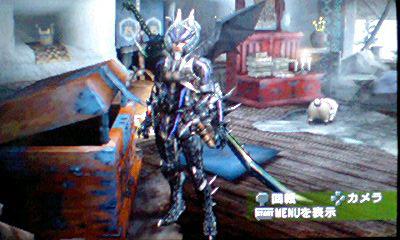 ドラゴンX(剣士)